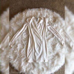 LULUS - Bodycon White Mini Dress
